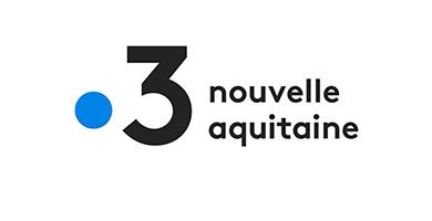 Logo France 3 Nouvelle-Aquitaine NoA