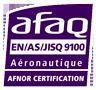 afaq EN/AS/JISQ 9100 - Lima Adhésifs