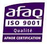 afaq ISO 9001 - Lima Adhésifs