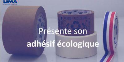 Aperçu vidéo adhésif kraft papier ecologique