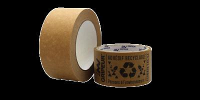 rouleau adhésif papier écologique lima adhésifs