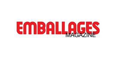Logo emballage magazine
