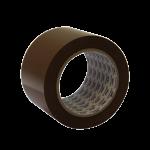 rouleau adhésif fermeture de carton PVC gaufré marron