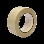 rouleau adhésif fermeture de carton PVC gaufré blanc