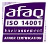 afaq ISO 14001 - Lima Adhésifs