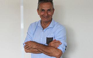 Bruno Daigueperse, directeur général de LIMA Adhésifs