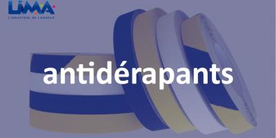 Vidéo présentation adhésif antidérapant