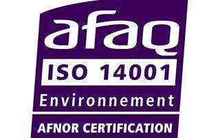 logo certification iso 14001 lima adhésifs